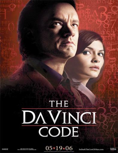 Poster de The Da Vinci Code (El código Da Vinci)