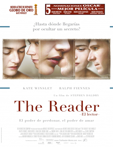 Poster de The Reader (Una pasión secreta)