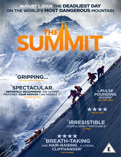 Poster de The Summit