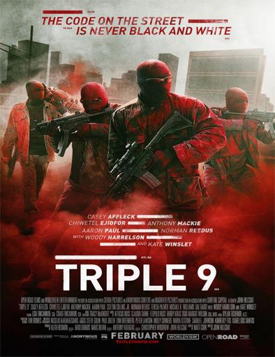 Poster de Triple 9