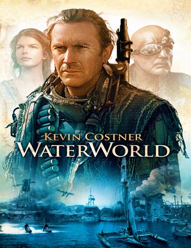 Poster de Waterworld (Mundo acuático)