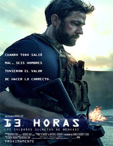 13 Horas Película Completa Online DVD [MEGA] [LATINO] 2016