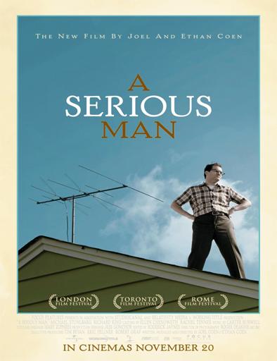 A Serious Man (Un hombre serio)