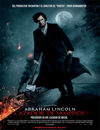 Poster de Abraham Lincoln: Cazador de vampiros