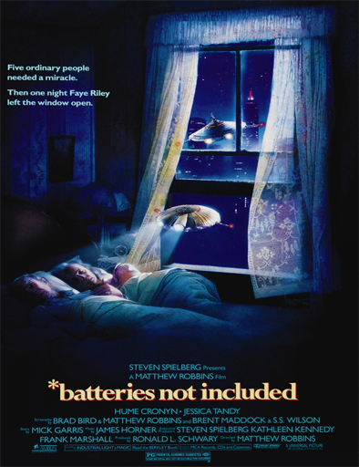 Poster de Batteries not Included (Nuestros maravillosos aliados)