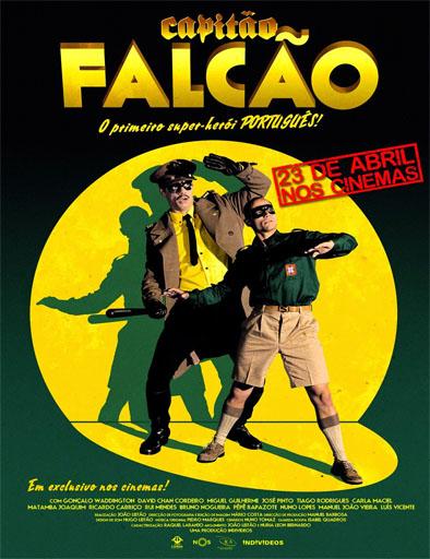 Poster de Capitão Falcão
