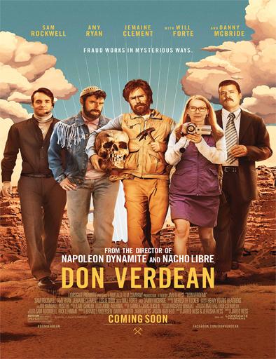 Poster de Don Verdean