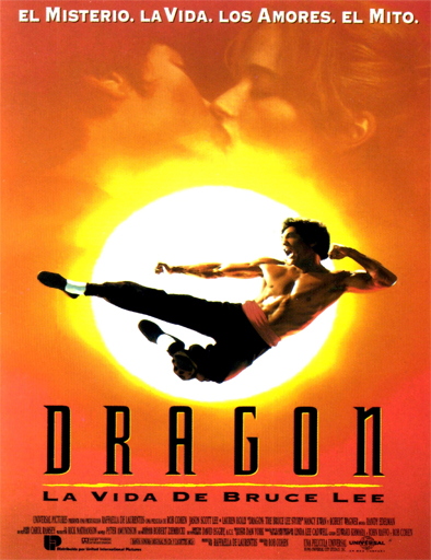 Dragon, la vida de Bruce Lee