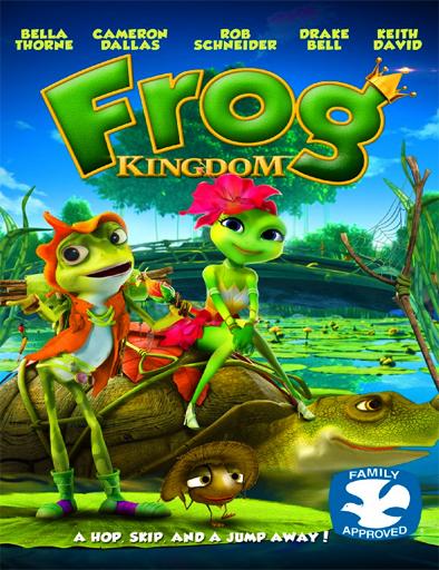 Poster de Frog Kingdom