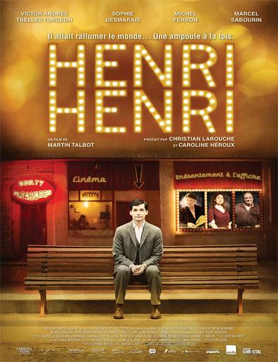 Poster de Henri Henri