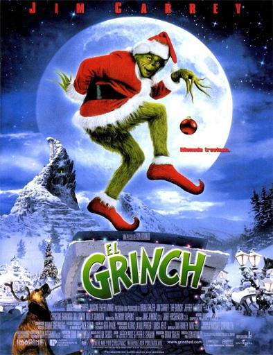Poster de El Grinch