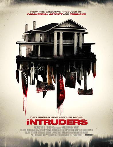 Poster de Intruders