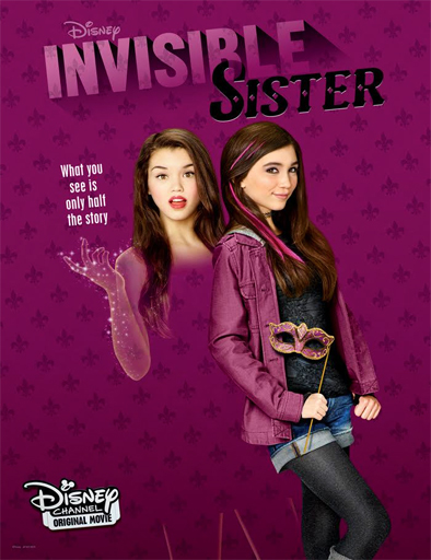 Poster de Invisible Sister (Mi hermana invisible)