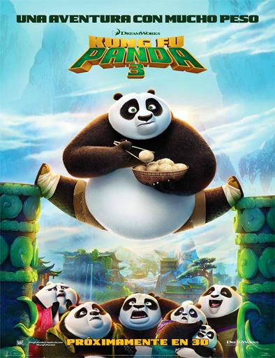 Kung Fu Panda 3 (2016) [TS] [Latino] [1 Link] [MEGA]