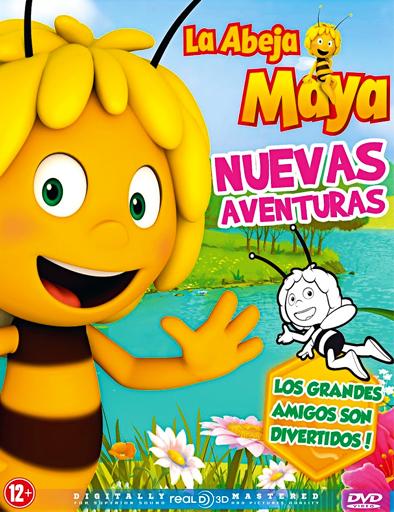 La abeja maya: Nuevas aventuras (2015) [DVDRip] [Latino] [1 Link] [MEGA]