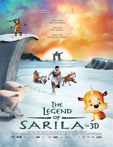 La leyenda de Sarila