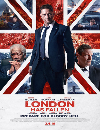 London Has Fallen (Londres bajo fuego) (2016) [TS-Screener] [VOSE] [1 Link] [MEGA]