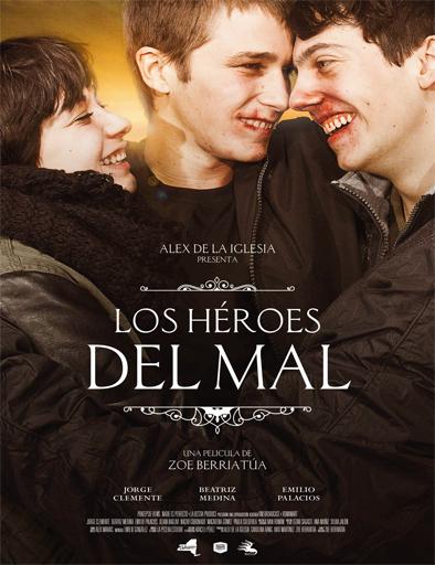 Poster de Los héroes del mal