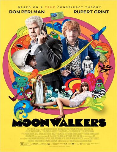 Poster de Moonwalkers