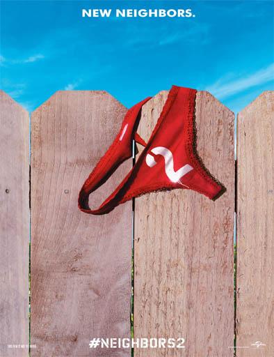 Poster de Buenos vecinos 2