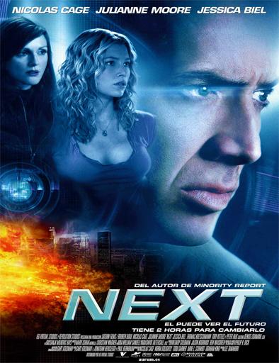 Next (El vidente)