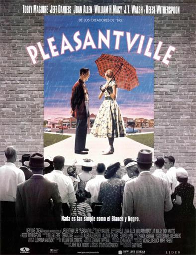 Pleasantville (Amor a colores)
