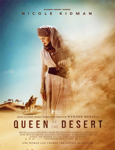 Poster de Queen of the Desert