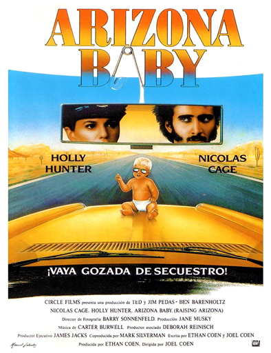 Raising Arizona (Educando a Arizona)