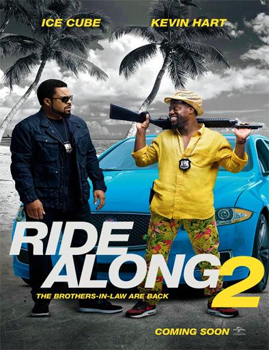 Ride Along 2 (Infiltrados en Miami) (2016) [DVDS] [Latino] [1 Link] [MEGA]
