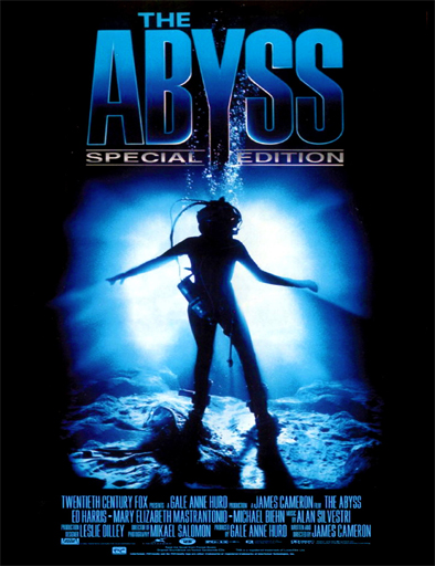 Poster de The Abyss (El secreto del abismo)