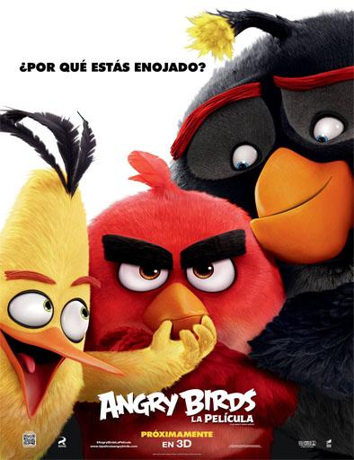 Angry Birds, La Pel�cula (2016)