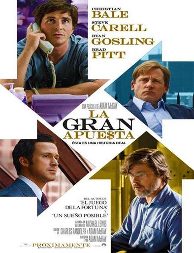 La Gran Apuesta Pelicula Completa DVD HD [MEGA] [LATINO]