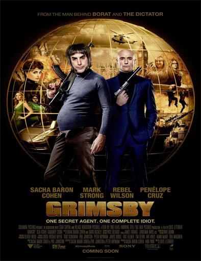 Ver The Brothers Grimsby Online (2016) Agente contrainteligente Gratis HD Pelicula Completa
