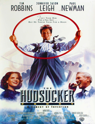 Poster de The Hudsucker Proxy (El gran salto)