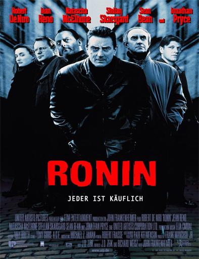 Poster de Ronin