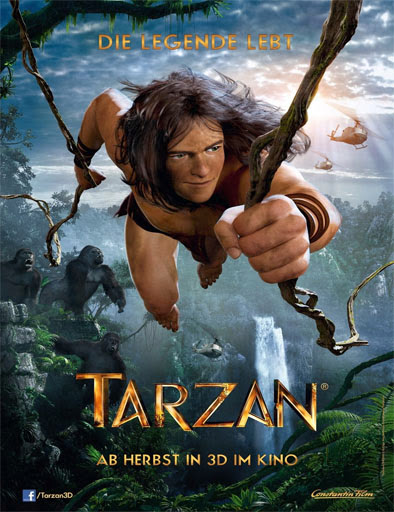 Tarzán: La evolución de la leyenda ()
