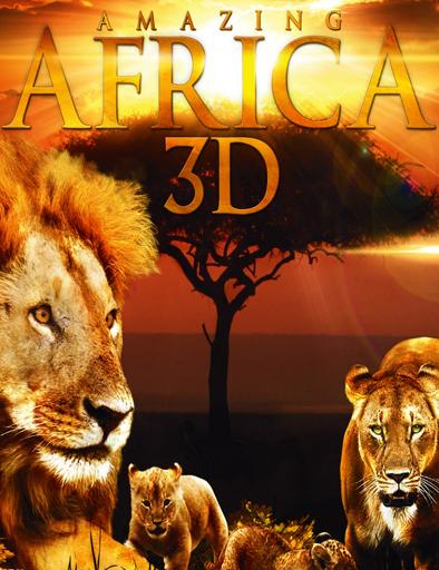 Amazing Africa 3D (Asombrosa Africa)