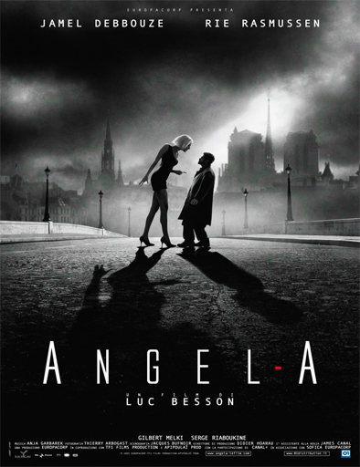 Poster de Angel-A
