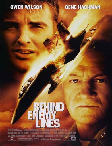 Behind Enemy Lines (Tras la línea enemiga)