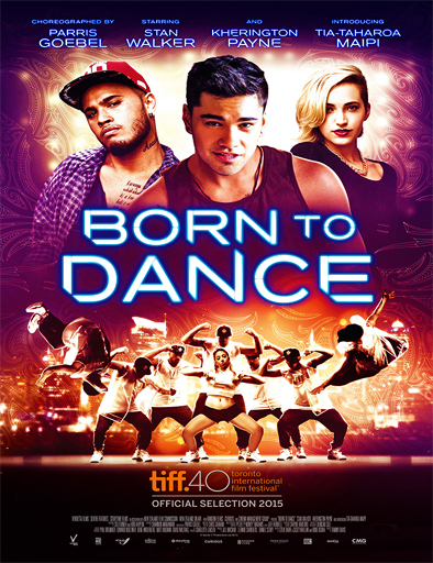Poster de Born to Dance