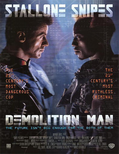 Demolition Man (El demoledor) ()