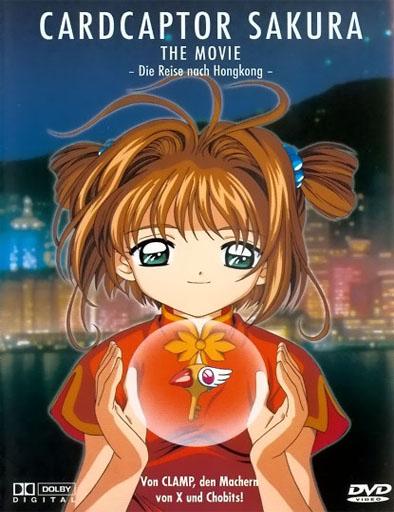 Sakura Card Captor: Viaje a Hong Kong