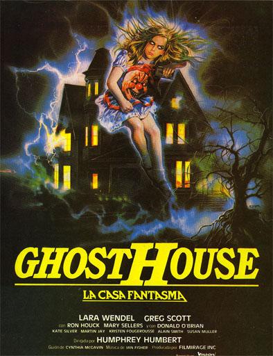 Ghosthouse (La casa encantada)