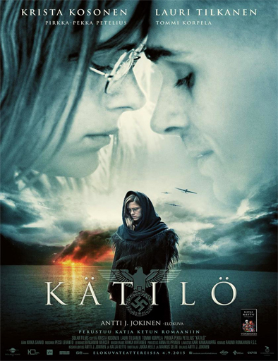 Poster de Kätilö (The Midwife)
