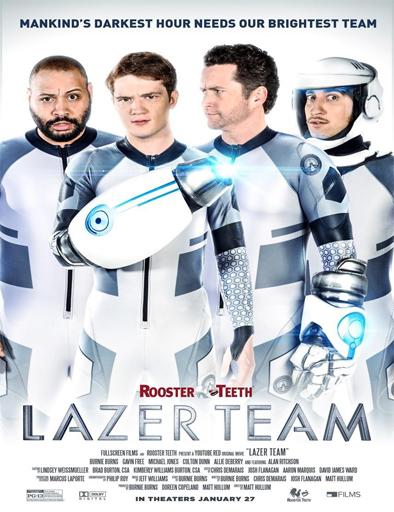 Poster de Lazer Team