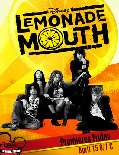 Poster de Lemonade Mouth