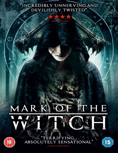 Poster de Mark of the Witch (Another)