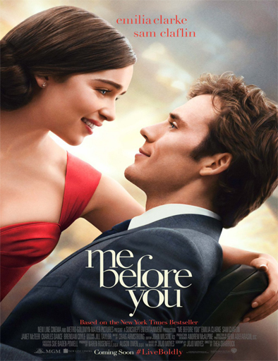 Ver Me Before You (Yo antes de ti) (2016) online