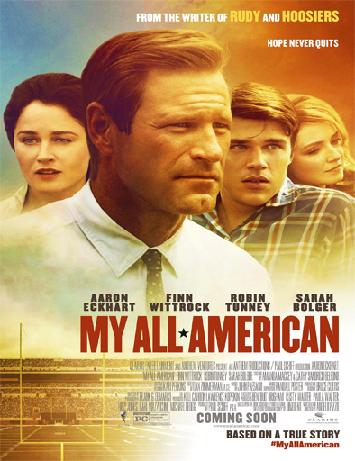 Poster de My All American