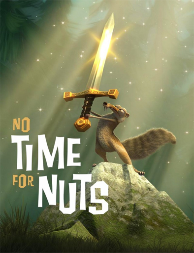 No Time for Nuts (Sin tiempo para nueces)